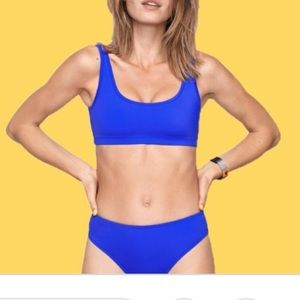 Outdoor voices swim suit